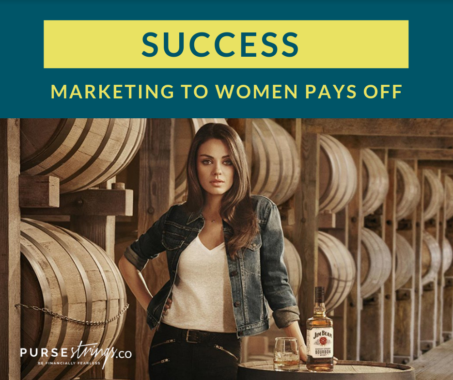 marketing | women | success