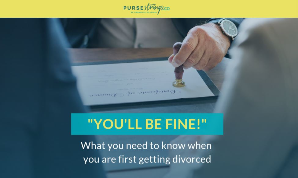 divorced, divorce advice
