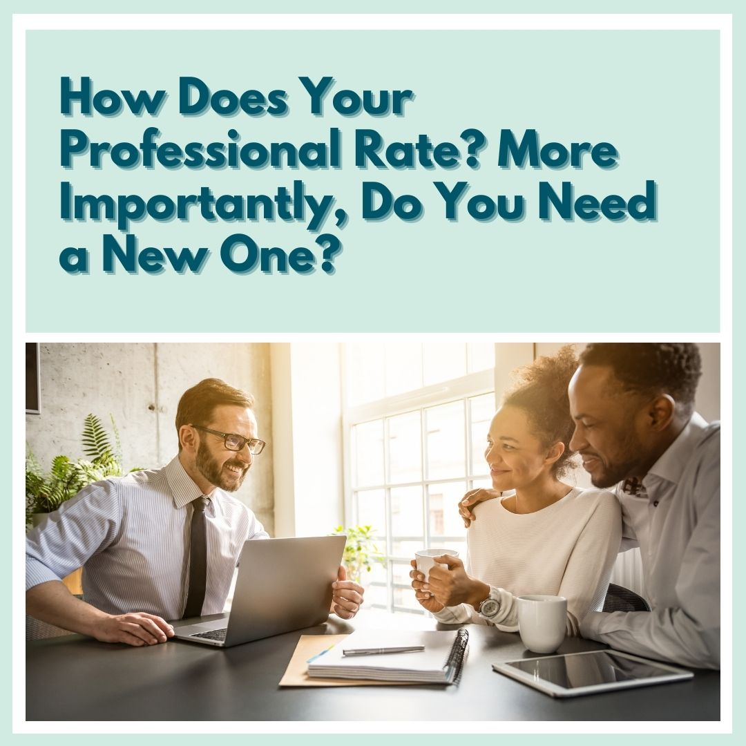 How Does Your Professional Rate?