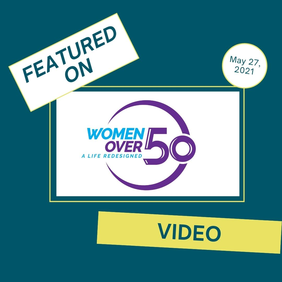 Women over 50 – A Live Redesigned