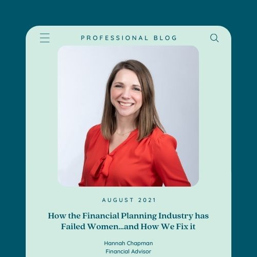 Failed Women and fix it