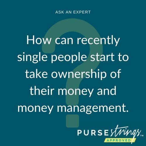 Singles taking Ownership of their money